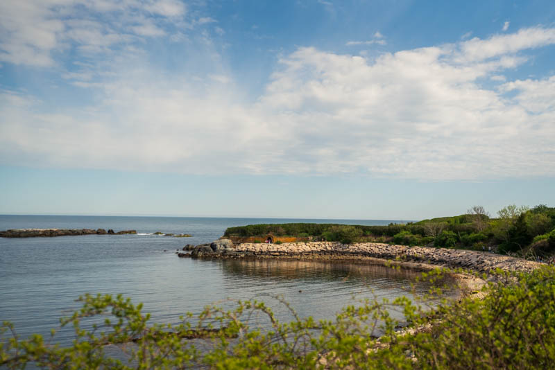 The beautiful Rhode Island beaches