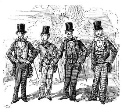 Most Alarming, Leech, John, 1817-1864,UK