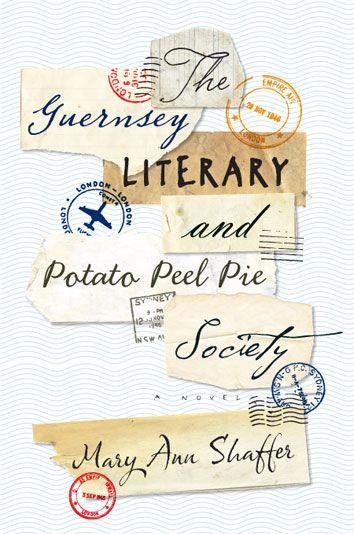 Guernsey Literary & Potato Peel Pie Society Book Cover