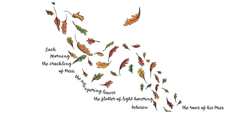 Arbor Fall Festival, leaves in the wind, week three